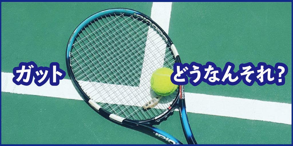 テニスのガット